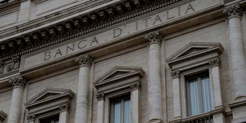 Modellierung des Back-Office-Systems der Banca d'Italia
