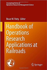 AnyLogic Featured in Rail Application Text Book