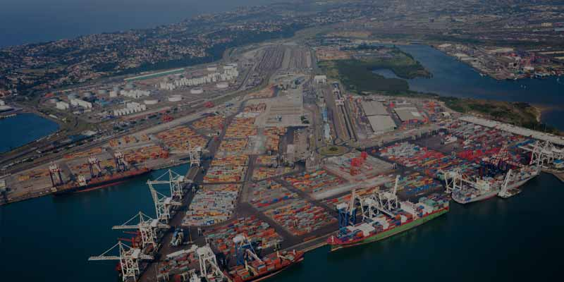 Simulating Port Berth Capacity with AnyLogic