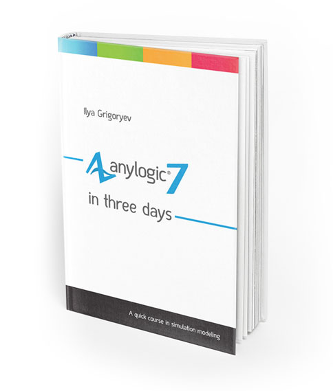Free Simulation Book and Modeling Tutorials – AnyLogic Simulation